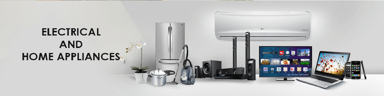 ELECTRICAL AND HOME APPLIANCES