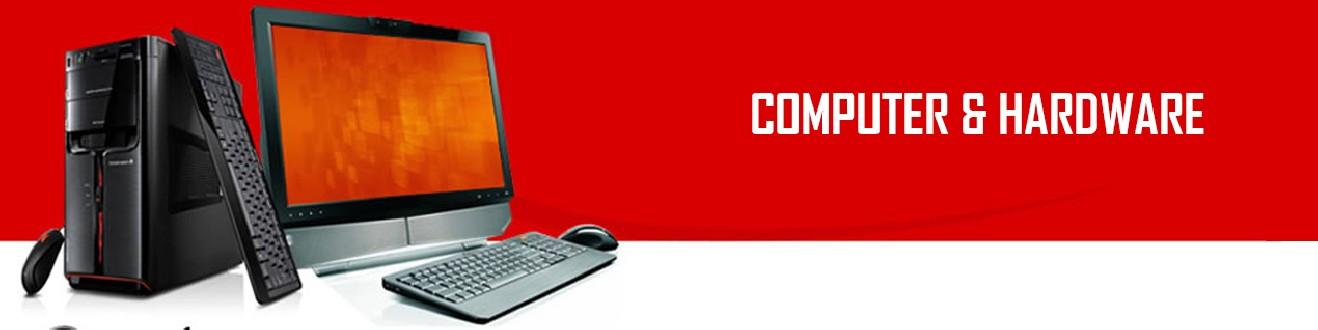 Computer & hardware