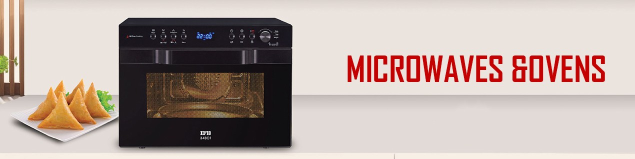 MICROWAVES &OVENS